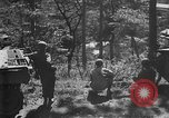 Image of Filipino soldiers Baguio Philippine Islands, 1945, second 3 stock footage video 65675073351