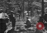 Image of Filipino soldiers Baguio Philippine Islands, 1945, second 5 stock footage video 65675073351