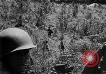 Image of Filipino soldiers Baguio Philippine Islands, 1945, second 22 stock footage video 65675073351