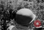 Image of Filipino soldiers Baguio Philippine Islands, 1945, second 23 stock footage video 65675073351