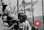 Image of Filipino soldiers Baguio Philippine Islands, 1945, second 33 stock footage video 65675073351
