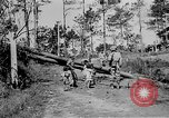 Image of Filipino soldiers Baguio Philippine Islands, 1945, second 39 stock footage video 65675073351