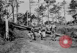 Image of Filipino soldiers Baguio Philippine Islands, 1945, second 41 stock footage video 65675073351