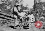 Image of Filipino soldiers Baguio Philippine Islands, 1945, second 62 stock footage video 65675073351