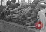 Image of Buchenwald Concentration Camp Germany, 1945, second 31 stock footage video 65675073354