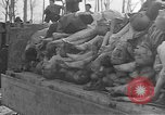 Image of Buchenwald Concentration Camp Germany, 1945, second 33 stock footage video 65675073354