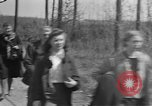 Image of Buchenwald Concentration Camp Germany, 1945, second 19 stock footage video 65675073355