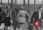 Image of Buchenwald Concentration Camp Germany, 1945, second 20 stock footage video 65675073355