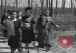 Image of Buchenwald Concentration Camp Germany, 1945, second 24 stock footage video 65675073355
