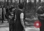 Image of Buchenwald Concentration Camp Germany, 1945, second 35 stock footage video 65675073355