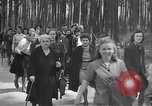 Image of Buchenwald Concentration Camp Germany, 1945, second 37 stock footage video 65675073355