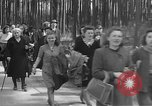 Image of Buchenwald Concentration Camp Germany, 1945, second 38 stock footage video 65675073355