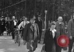 Image of Buchenwald Concentration Camp Germany, 1945, second 50 stock footage video 65675073355