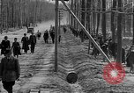 Image of Buchenwald Concentration Camp Germany, 1945, second 50 stock footage video 65675073358
