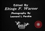 Image of Cocker Spaniels Verbank New York USA, 1935, second 23 stock footage video 65675073362