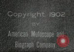 Image of blizzard United States USA, 1902, second 1 stock footage video 65675073367