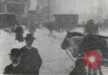 Image of blizzard United States USA, 1902, second 6 stock footage video 65675073367