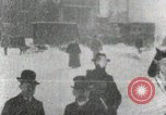 Image of blizzard United States USA, 1902, second 7 stock footage video 65675073367