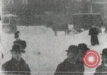 Image of blizzard United States USA, 1902, second 8 stock footage video 65675073367