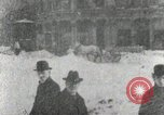 Image of blizzard United States USA, 1902, second 15 stock footage video 65675073367
