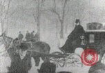 Image of blizzard United States USA, 1902, second 20 stock footage video 65675073367