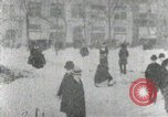 Image of blizzard United States USA, 1902, second 28 stock footage video 65675073367