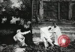 Image of thieves steal clothes United States USA, 1904, second 56 stock footage video 65675073379