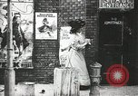 Image of woman ponders being dancer United States USA, 1902, second 8 stock footage video 65675073392