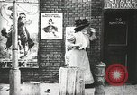 Image of woman ponders being dancer United States USA, 1902, second 10 stock footage video 65675073392