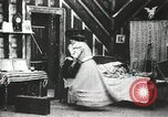 Image of woman ponders being dancer United States USA, 1902, second 24 stock footage video 65675073392
