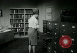 Image of woman worker arguing with boss United States USA, 1965, second 50 stock footage video 65675073400