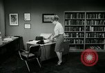 Image of woman worker arguing with boss United States USA, 1965, second 60 stock footage video 65675073400