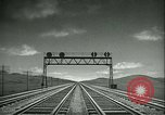 Image of railroad development United States USA, 1948, second 21 stock footage video 65675073407