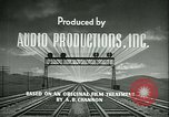 Image of railroad development United States USA, 1948, second 24 stock footage video 65675073407