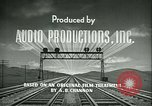 Image of railroad development United States USA, 1948, second 27 stock footage video 65675073407
