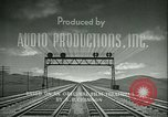Image of railroad development United States USA, 1948, second 28 stock footage video 65675073407