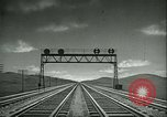 Image of railroad development United States USA, 1948, second 30 stock footage video 65675073407