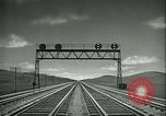 Image of railroad development United States USA, 1948, second 31 stock footage video 65675073407