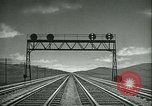 Image of railroad development United States USA, 1948, second 32 stock footage video 65675073407