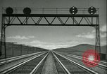 Image of railroad development United States USA, 1948, second 34 stock footage video 65675073407