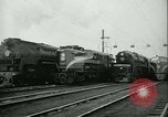 Image of railroad development United States USA, 1948, second 38 stock footage video 65675073407