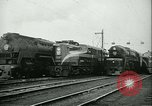Image of railroad development United States USA, 1948, second 40 stock footage video 65675073407