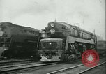 Image of railroad development United States USA, 1948, second 50 stock footage video 65675073407
