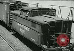 Image of railroad development United States USA, 1948, second 16 stock footage video 65675073410