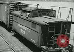 Image of railroad development United States USA, 1948, second 17 stock footage video 65675073410