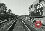 Image of railroad development United States USA, 1948, second 30 stock footage video 65675073410