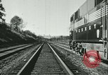 Image of railroad development United States USA, 1948, second 33 stock footage video 65675073410