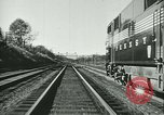 Image of railroad development United States USA, 1948, second 34 stock footage video 65675073410