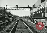 Image of railroad development United States USA, 1948, second 58 stock footage video 65675073410