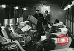 Image of 1940s passenger railroad train operations and personnel United States USA, 1948, second 41 stock footage video 65675073411